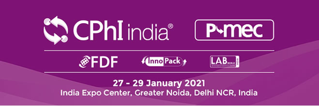 CPhI & P-MEC India 2020
