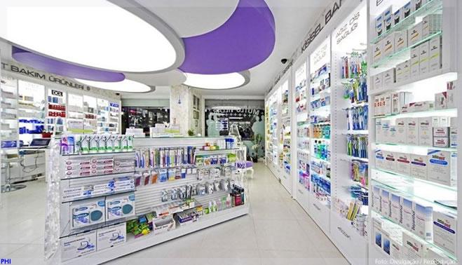 Cresce o número de farmácias em todo o Brasil