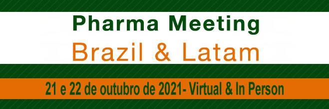Pharma Meeting Brazil & Latam 2021